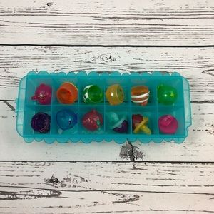 Num Noms Lights Tray Pack Rings Covers 12 Count